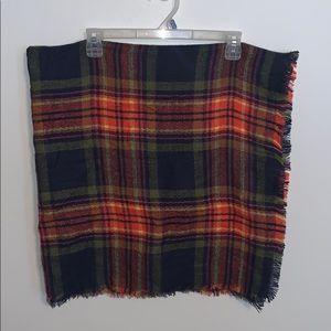 Oversized scarf/shawl